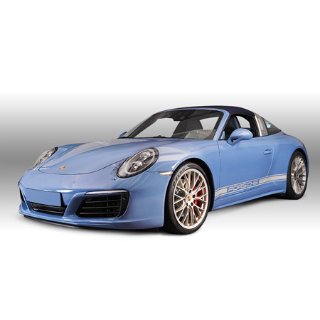 55th Anniversary, Porsche 911 - Rolex Daytona